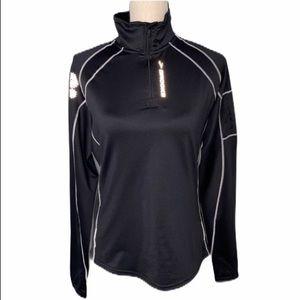 Brooks Quarter Zip Running Shirt